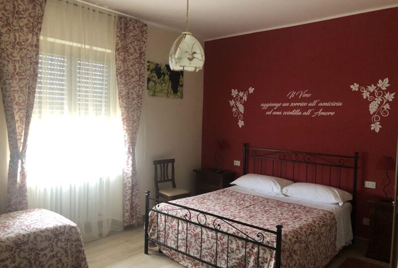Camere e appartamenti vacanze in agriturismo a Chieti Abruzzo