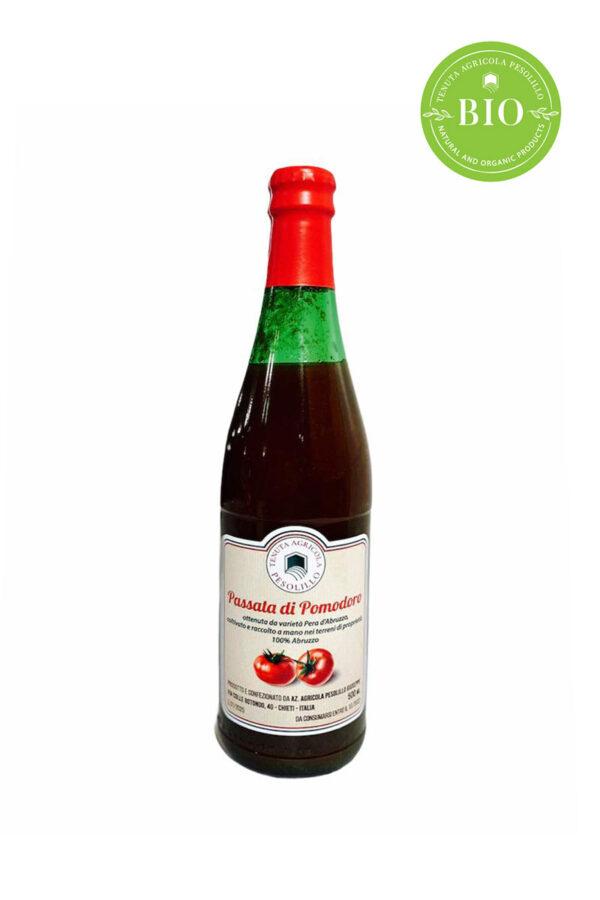 Passata di pomodoro tradizionale Biologica