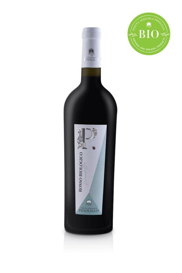 Vino Rosso Montepulciano d'Abruzzo da agricoltura biologica